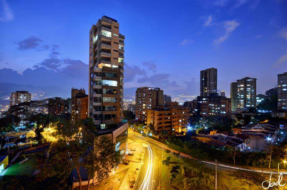 Where to stay in Medellin, Colombia